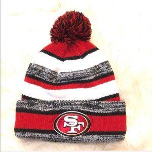 ⭐️3for$30 NFL New Era 49ers Bennie